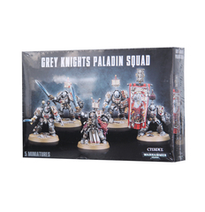Grey Knight Terminators / Paladins