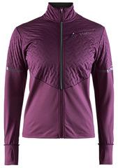 Утепленная куртка для бега Craft Urban Thermal Wind Violet женская