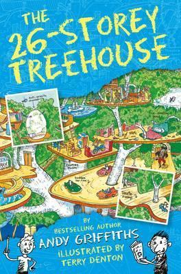Kitab The 26-Storey Treehouse   Andy Griffiths