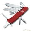 Нож перочинный Victorinox Outrider 111мм с фикс 14 функций красный (0.9023) нож перочинный victorinox hunter 111мм с фикс 12 функций зеленый 0 8873 4