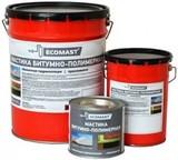 Битумно-полимерная мастика ECOMAST