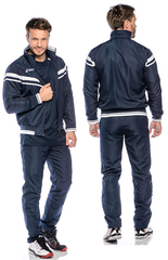 Костюм спортивный Asics Suit Season темно-синий распродажа