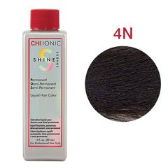 CHI Ionic Shine Shades Liquid Color 4N (Средне-коричневый) -  Жидкая краска для волос