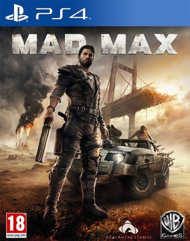 Sony PS4 Mad Max (русские субтитры)
