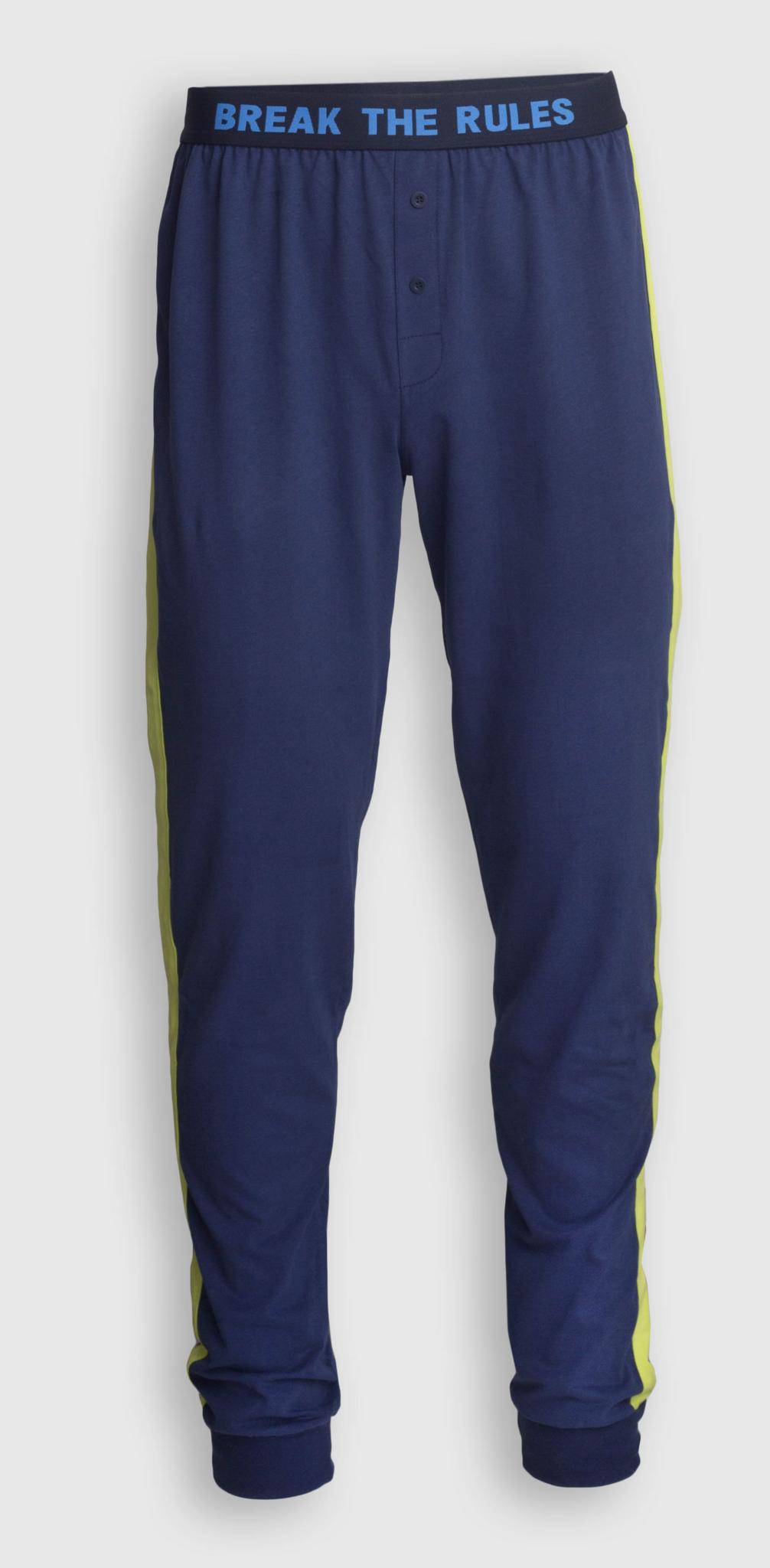 Мужские брюки пижамные E18K-21D101