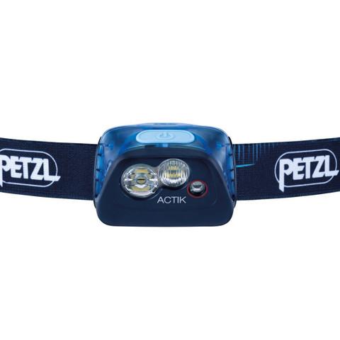фонарь налобный Petzl Actik