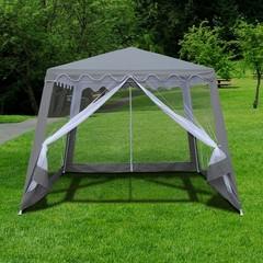 Садовый шатер AFM-1036NB Grey