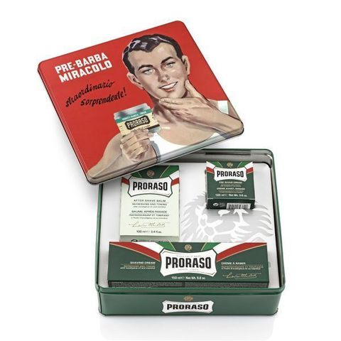 Набор Proraso Эвкалипт Vintage Selection Gino
