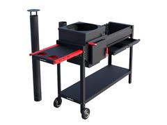 Печь-мангал Grillver Iscander Comfort Air