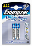 Батарейки Energizer Ultimate LITHIUM
