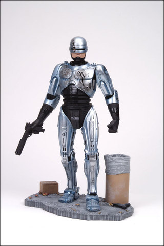 Robocop Battle Damaged 12