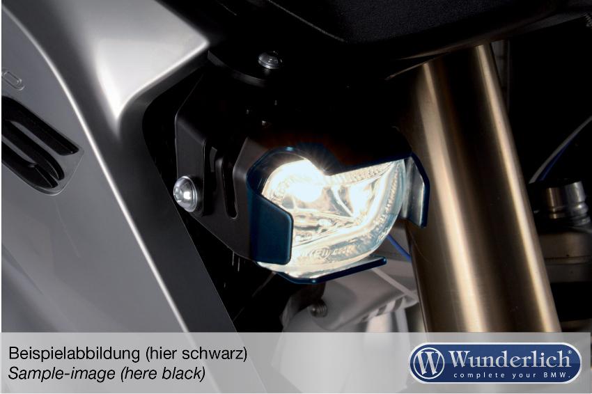 Комплект дополнительного света BMW серебро
