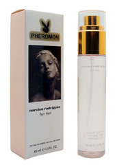 Парфюм с феромонами Narciso Rodriguez For Her Eau De Toilette (роз.) 45ml (ж)