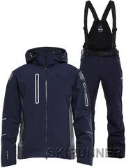 Элитный горнолыжный костюм 8848 Altitude GTS Jacket Venture Navy мужской