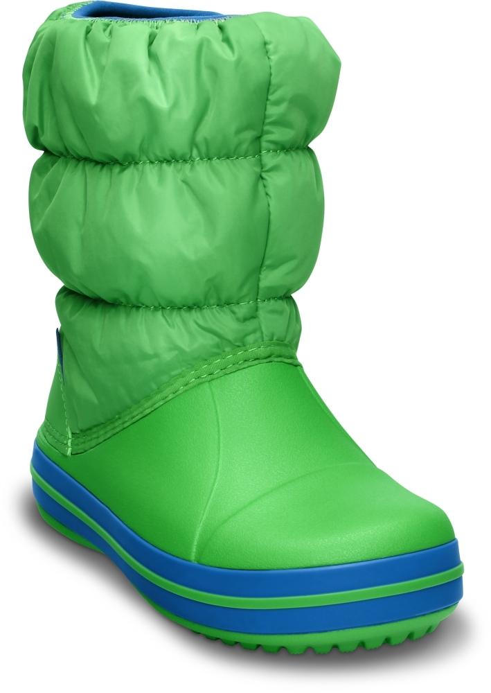 Зимние детские кроксы