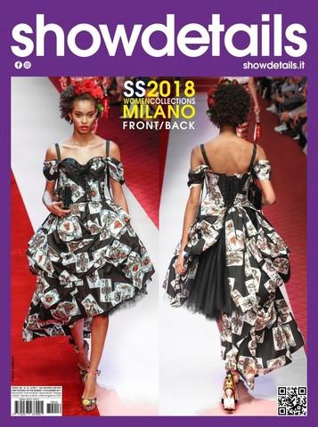 Журнал мод. BOX front/back (Милан) весна-лето 2018г.