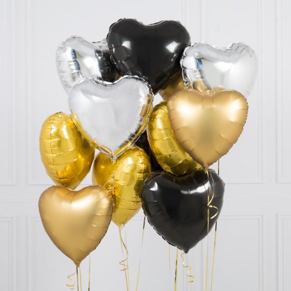 """Композиции Букет из фольгированных шаров """"Стильные сердца"""" inflated-foil-bunches-web-res.jpg"""