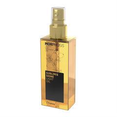 Облегченное масло аргании Sublimis shine light oil