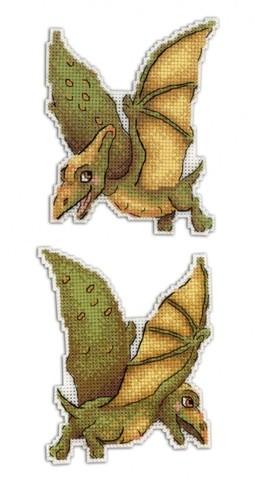 Динозавры. Птеродактиль
