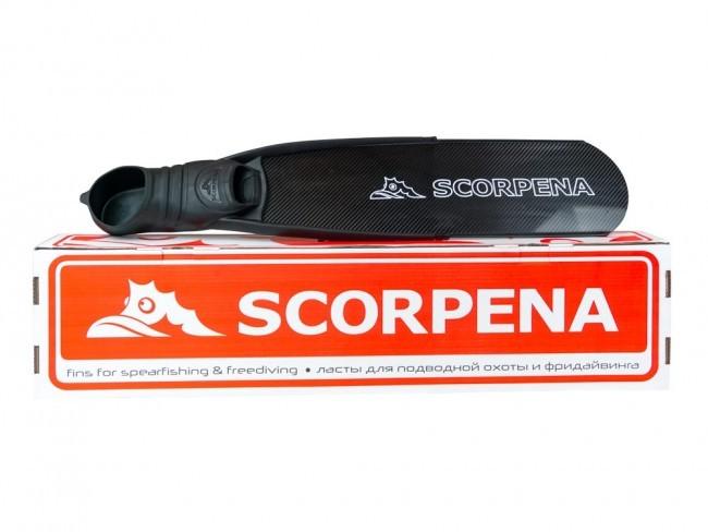 Ласты карбоновые Scorpenа T