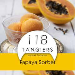 Табак Tangiers 250 г Noir Papaya Sorbet