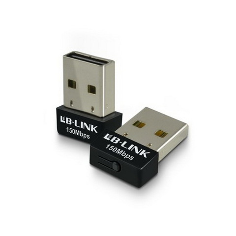 Wi-Fi адаптер LB-Link BL-WN151, 150Mbps Nano