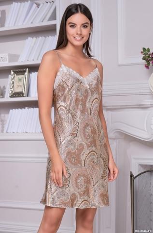 Шелковая сорочка Mia Amore Clementina 3450 (70% шелк)