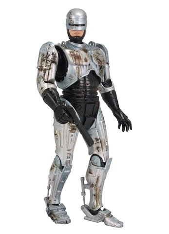 Robocop Battle-Damaged Figure