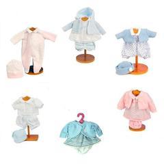 Munecas Antonio Juan Одежда для кукол в асс., 33 см (0133)