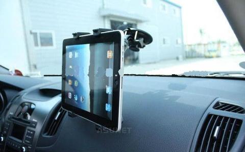 Автомобильный держатель QXT-14 для Ipad, Samsung, планшетов. Универсальный