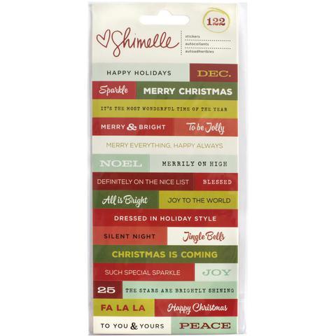 Стикеры  Christmas Magic