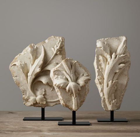 Acanthus Leaves Fragment Collection