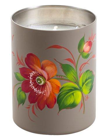 Свеча ароматизированная с натуральным воском CA01D121218001