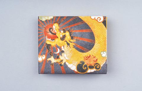 Экологичный бумажник New Dragonforce