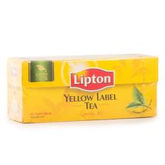 Чай Lipton черный 25*2 г