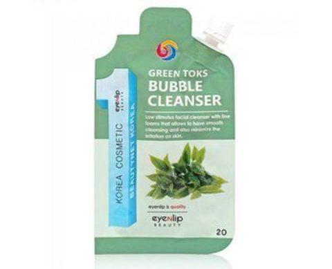 Пенка для умывания Eyenlip Green Toks Bubble Cleanser