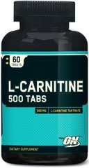 ON LCarnitine 500 mg (60 tab.)