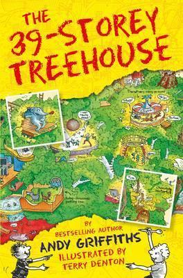 Kitab The 39-Storey Treehouse | Andy Griffiths