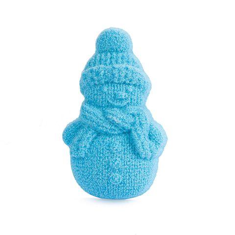 Бурлящий шар Снеговик | Мыловаров