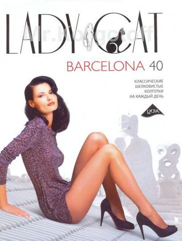 Колготки Lady Cat Barcelona 40