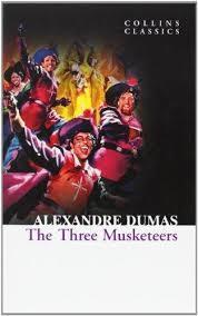 Kitab The Three Musketeers   Alexandre Dumas