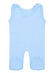 461318-1 ползунки детские, голубые