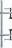 Набор высокоэффективных струбцин, подстаивающихся под разнообразные формы в сборе SLV Bessey BE-SLV150M