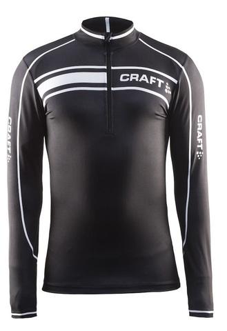 Лыжная гоночная рубашка Craft PXC black