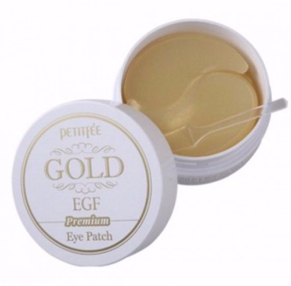 PETITFEE Набор патчей д/век гидрогел. ЗОЛОТО/EGF Gold & EGF Eye&Spot Patch, 60 шт