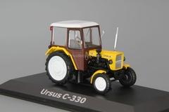 Tractor Ursus C-330 1:43 Hachette #91