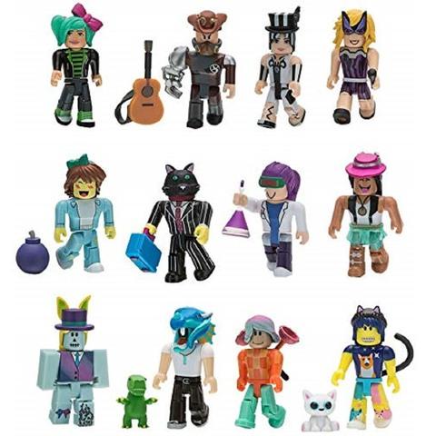 Эксклюзивный набор Звезды Роблокс из 12 фигурок
