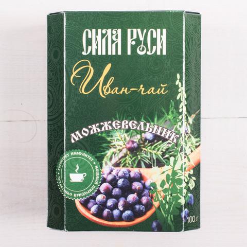 Иван-чай с ягодами можжевельника, Сила Руси, 100г