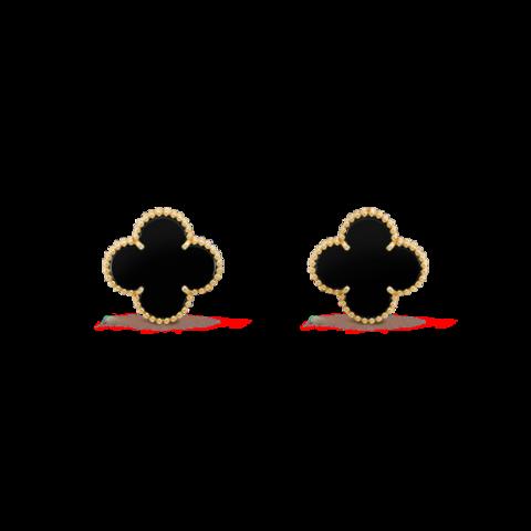 Серьги-пусеты Trendy mini из серебра