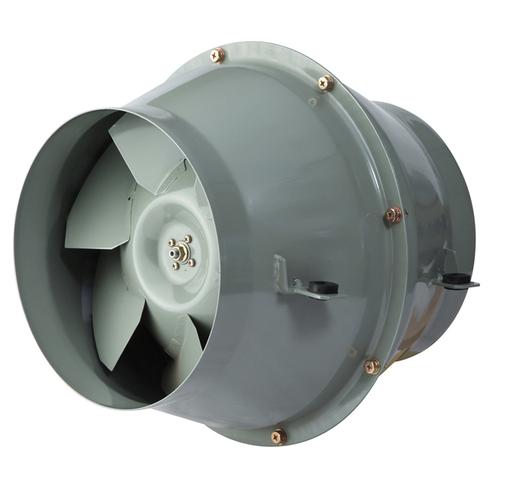 Fanzic (Южная Корея). Канальные крыглые высокотемпературные вентиляторы Вентилятор высокотемпературный канальный TFJ-F20AS ( +160 Т) 001.png